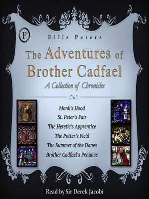 cover image of The Adventures of Brother Cadfael