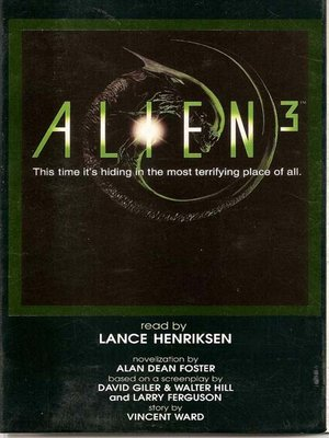 cover image of Alien 3