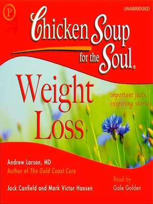 cover image of Chicken Soup for the Soul Healthy Living: Weight Loss