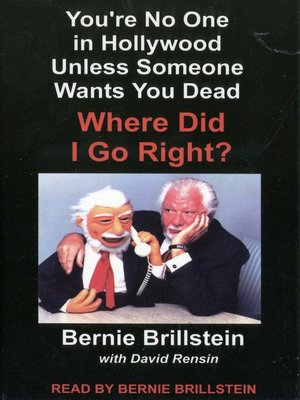 cover image of Where Did I Go Right?