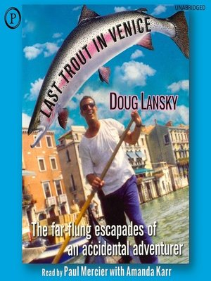 cover image of Last Trout in Venice