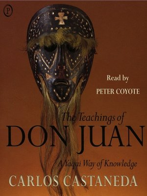 cover image of The Teachings of Don Juan