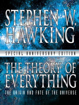 cover image of Theory of Everything