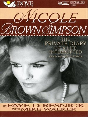 cover image of Nicole Brown Simpson