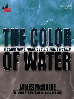 the color of water by james mcbride online book