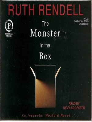 cover image of The Monster In The Box