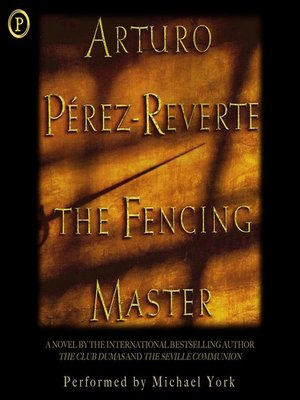 cover image of The Fencing Master
