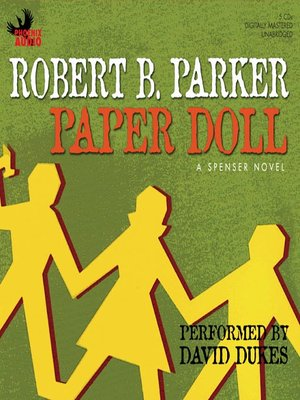 cover image of Paper Doll