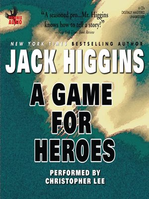 cover image of A Game For Heroes
