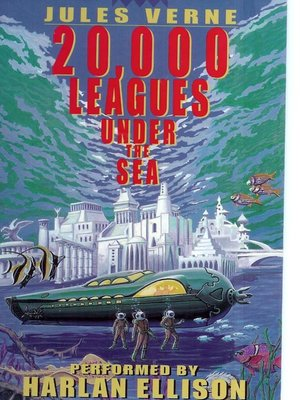 cover image of 20,000 Leagues under the Sea