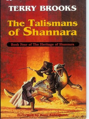 cover image of The Talismans of Shannara