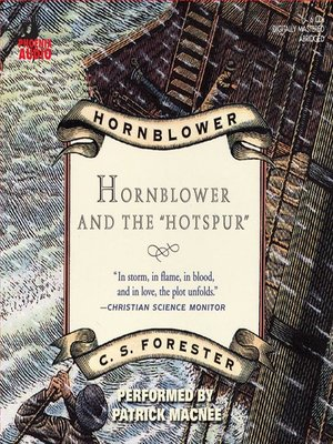 """cover image of Hornblower and the """"Hotspur"""""""