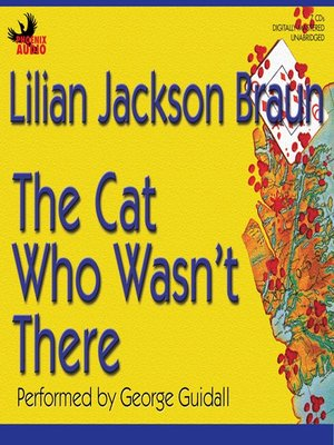 cover image of The Cat Who Wasn't There