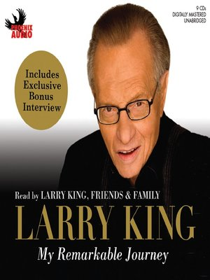cover image of Larry King