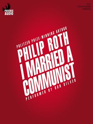 cover image of I Married a Communist