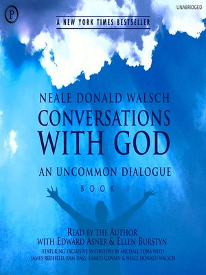 cover image of Conversations With God, Book I