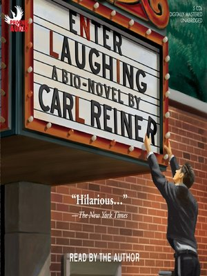cover image of Enter Laughing