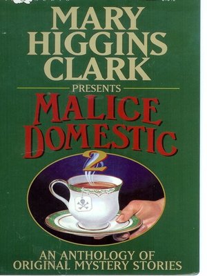 cover image of Malice Domestic, Volume 2