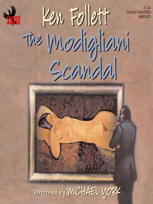 cover image of The Modigliani Scandal