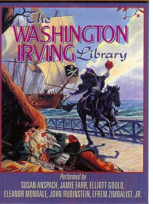 cover image of The Washington Irving Library