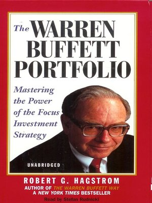 cover image of The Warren Buffett Portfolio