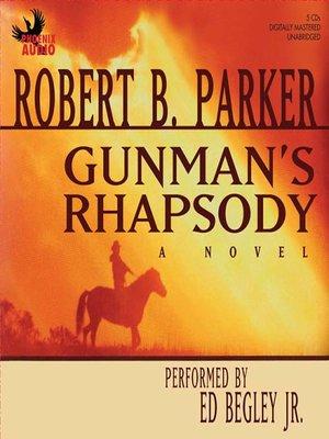 cover image of Gunman's Rhapsody