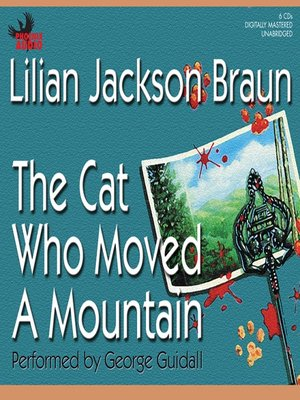 cover image of The Cat Who Moved a Mountain