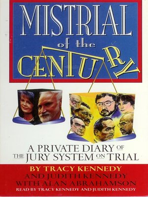 cover image of Mistrial of the Century
