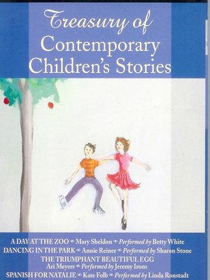cover image of Treasury of Contemporary Children's Stories