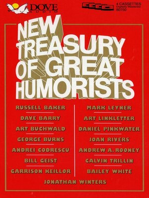 cover image of The New Treasury of Great Humorists