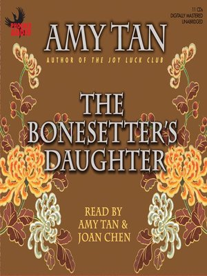 cover image of The Bonesetter's Daughter