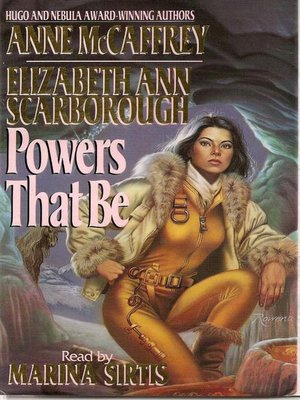 cover image of Powers That Be