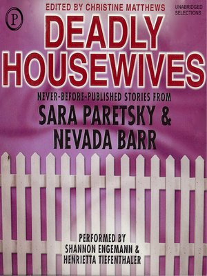 cover image of Deadly Housewives