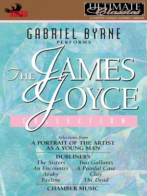 cover image of The James Joyce Collection