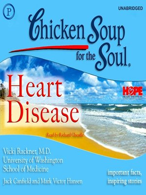 cover image of Chicken Soup for the Soul Healthy Living: Heart Disease