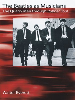 cover image of The Beatles As Musicians