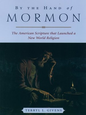 cover image of By the Hand of Mormon