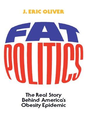 cover image of Fat Politics