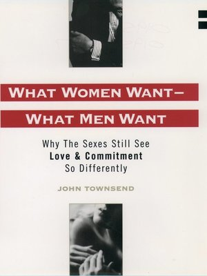 cover image of What Women Want--What Men Want