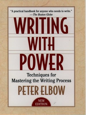 cover image of Writing With Power