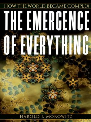 cover image of The Emergence of Everything