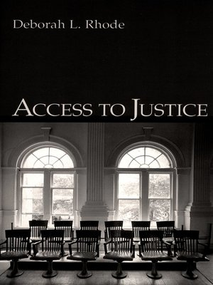 cover image of Access to Justice
