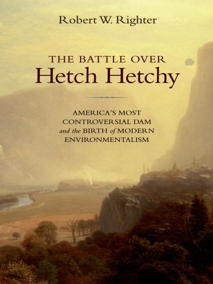 cover image of The Battle over Hetch Hetchy