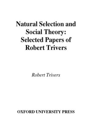 cover image of Natural Selection and Social Theory