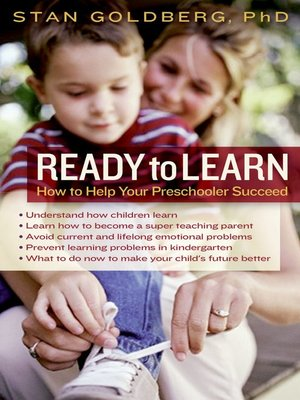 cover image of Ready to Learn