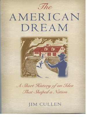 cover image of The American Dream