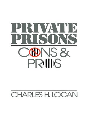 cover image of Private Prisons