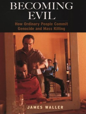 cover image of Becoming Evil