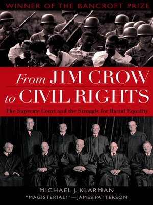 cover image of From Jim Crow to Civil Rights