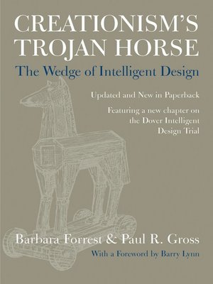 cover image of Creationism's Trojan Horse
